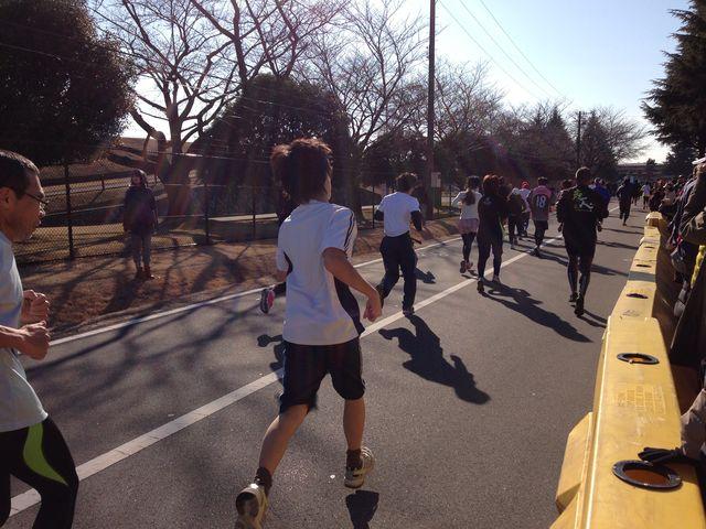 フロストバイトロードレース 5km マラソン